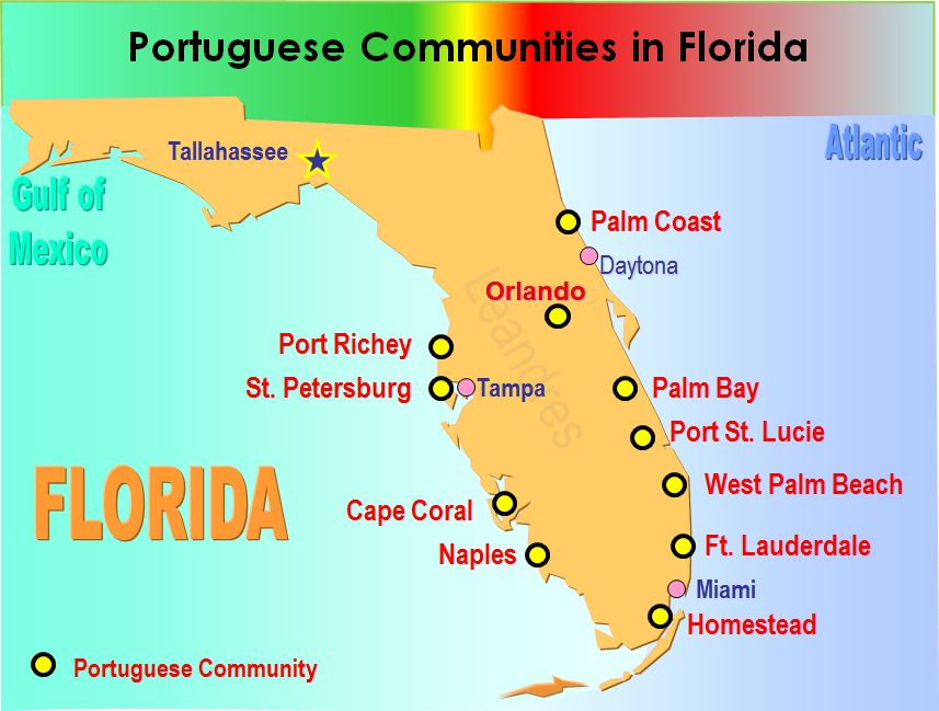 Portuguese Communities in Florida